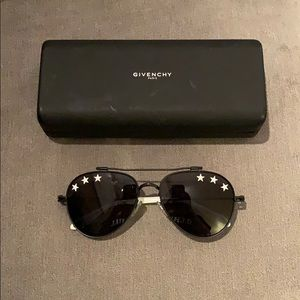 Givenchy sunglasses, barely worn